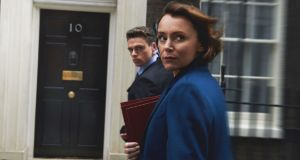 Danger in Downing Street: Richard Madden and Keeley Hawes in Bodyguard on BBC One