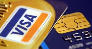 The total number of debit cards in circulation rose to more than five million in June