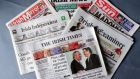 The ABC figures show the Irish newspaper market continued to contract in the first half of 2018.