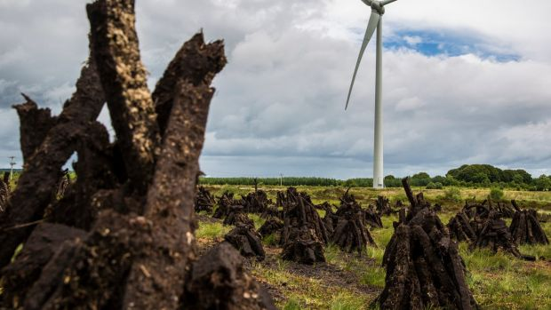 China General Nuclear Power's European energy arm acquired 14 Irish wind farms from renewable energy specialist Gaelectric for €400 million. Photograph: Keith Arkins