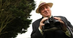 Trainer Mick O'Toole photographed at  Maddenstown  in Co Kildare back in 2011. Photograph: Billy Stickland/Inpho