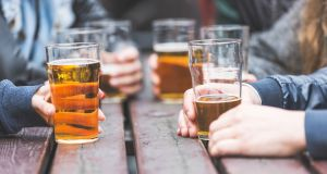 'Heavy alcohol intake from the ages of 15 from 19 was not associated with overall prostate cancer in later life.' Photograph: Getty Images