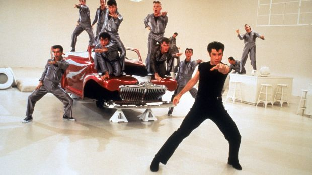 John Travolta's charisma and 'dancing body' had commercial power