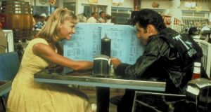 Summer nights: Olivia Newton-John and John Travolta in Grease