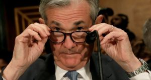Federal Reserve  chairman Jerome 'Jay' Powell