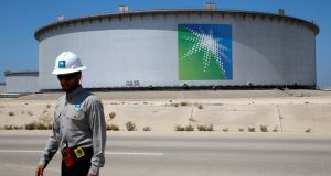 The Saudi Aramco IPO has been postponed indefinitely. Photograph: Reuters
