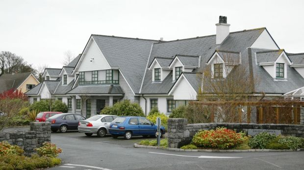 Galway Hospice at Renmore. Photograph: Joe O'Shaughnessy