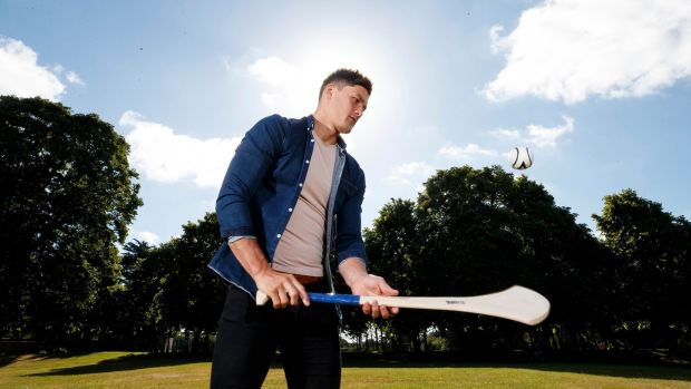 Hurler Lee Chin will lead a walk on Friday, September 14th, as part of this year's Healthy Town initiative in Wexford.