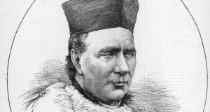 Cardinal Paul Cullen, one of the chief architects of modern Irish Catholicism, was an indefatigable reformer of the governance and practice of Irish Catholicism. Photograph: Hulton Archive/Getty Images