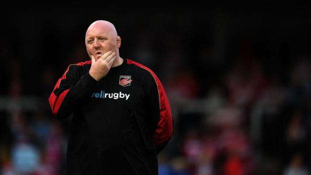 Bernard Jackman took last season (the Dragons' worst ever with just two home wins over Connacht and the Kings) on the chin.