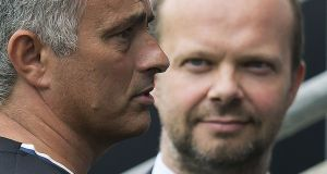 "Jose Mourinho: ""Of course (our relationship is fine),"" he said. ""No (problem at all)."""