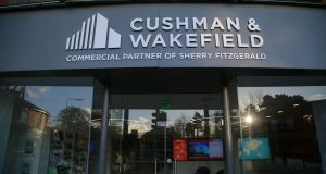 Cushman and Wakefield has failed to inspire investors in the weeks since its August 2nd debut.  Photograph: Nick Bradshaw