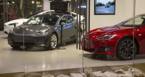 Electric car giant Tesla's Irish operation recorded a €19,640 profit on the back of €2.8 million in sales for the year ended December 31st, 2017