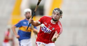 Cork's senior star Mark Coleman in action against Tipperary during the Munster U-21 final win over the Premier County at Páirc Uí Chaoimh. Photograph: Tommy Dickson/Inpho