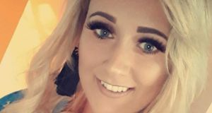Rachel Elliott (25)  suffered serious injuries  after she was thrown from a car which  hit a wall in   Bundoran, Co Donegal, last weekend.