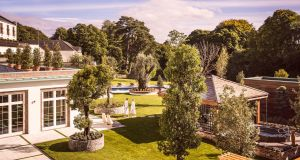 Galgorm Resort and Spa features Ireland's first thermal village