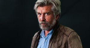 Karl Ove Knausgaard: some of his  most acute thoughts in My End are on the subject of writing.  Photograph: Simone Padovani/Awakening/Getty Images