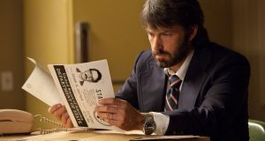 Ben Affleck in Argo: the future of fake news isn't ropey-looking news sites