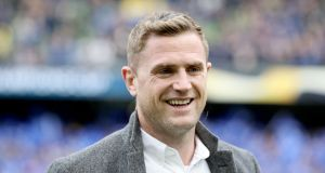 Former Ireland rugby international Jamie Heaslip is among Flender's backers. Photograph: Inpho