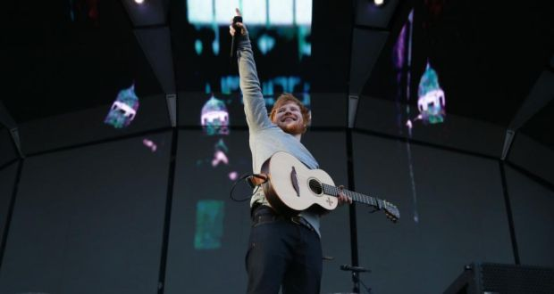 Ed Sheeran's formula for success: Fake frugality and dodgy sex