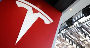 nvestors on Monday will render their verdict on Tesla chief executive Elon Musk's decision to abandon a proposed $72 billion buyout to take the luxury electric car maker private. Photograph:  Lucy Nicholson/Reuters