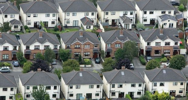 House prices in Dublin have rocketed on the back of a lack of supply