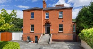 Westerton House, off Ballinteer Road in Dublin 16, has 360sq m (3,875sq ft) of living space on three levels.