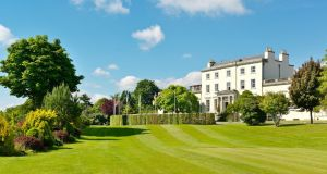 Woodstock House, the clubhouse at Druids Glen Hotel & Golf Resort, Co Wicklow