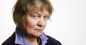 Iris Murdoch: The character of Charles is, one suspects,  in part Murdoch, thinly disguised. Photograph:  Ulf Andersen/Getty Images