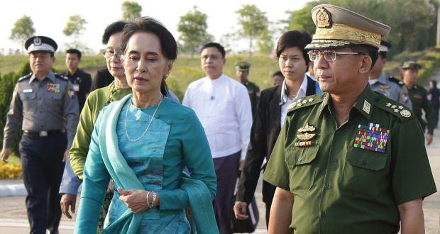 Suu Kyi blamed in damning UN report on Myanmar military