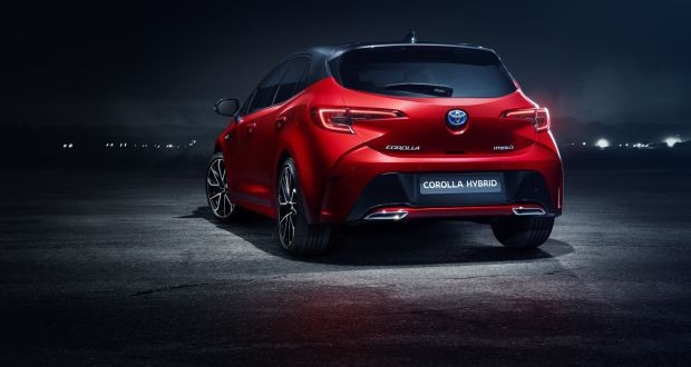 Toyota S Next Generation Family Hatchback Will Go Under The Corolla Name Instead Of Auris And Joins