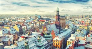 Wroclaw is Poland's fourth largest city. There are currently an estimated 124,000 students attending 26 public and private institutions in the city. Photograph: iStock
