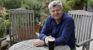 Adrian Chiles: 'I've seen no spiders, I don't really get drunk and I don't misbehave' Photograph: Jonathan Young