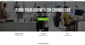 Crowdcube has 570,000 investors from more than 100 countries.