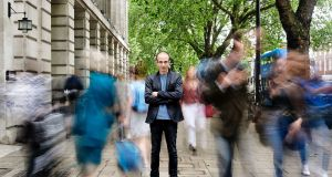 "Yuval Noah Harari: ""The reality of the 21st century is frightening, so I understand why people wish to turn away from it. But we don't have any choice."""