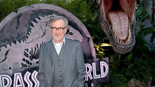 Steven Spielberg. Photograph: Kevin Winter/Getty Images