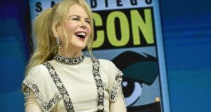 Nicole Kidman. Photograph: Chris Delmas/AFP/Getty Images