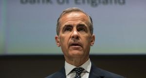 The Treasury denied on Tuesday it had approached Mark Carney to remain as Bank of England governor for an additional year