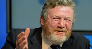 A  driver for former Minister for Health James Reilly for six years has failed in his unfair dismissal action against a Government department. Photograph: Eric Luke/The Irish Times