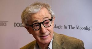 Woody Allen will not release a film next year for the first time in 44 years. Photograph: Lucas Jackson/ Reuters