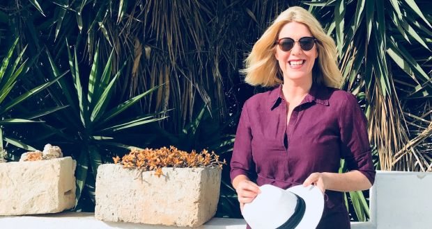 """Lisa Carson: """"Malta is open for business so check it out. Rents aren't as high as Dublin and there are opportunities if you put in the work."""""""