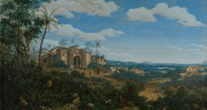 Frans Post: View of Olinda, Brazil, 1662. Courtesy Rijksmuseum, Amsterdam