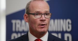 Tánaiste Simon Coveney. Photograph: Nick Bradshaw