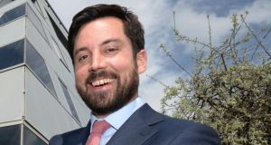 Eoghan Murphy Minister for Housing, Planning and Local Government. Photograph: Alan Betson