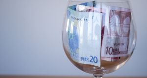 Above €50 and you start to hit the law of diminishing returns. Photograph: iStock