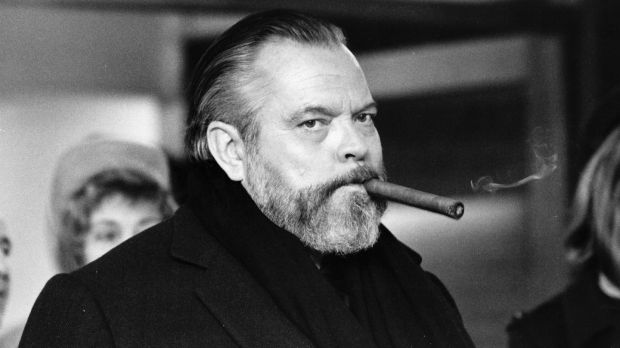 Orson Welles: the director's final film was left unfinished before his death, in 1985. Photograph: Central/Getty