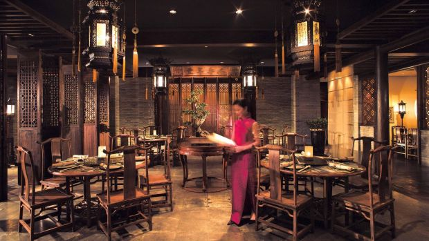 The Peninsula Beijing - Huang Ting Restaurantr