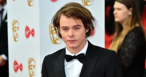 File photograph of Charlie Heaton. A disability charity  has criticised the decision to cast the actor as Joseph Merrick in the upcoming remake  of 'The Elephant Man'. File photograph: Matt Crossick/PA Wire