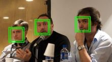 You have probably noticed the little rectangles in the camera of your smartphone; this is face detection in action.