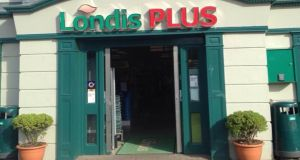 The Londis in Summerhill, Co Meath, where the winning ticket was sold.